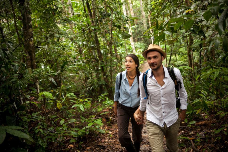 amazon jungle tours