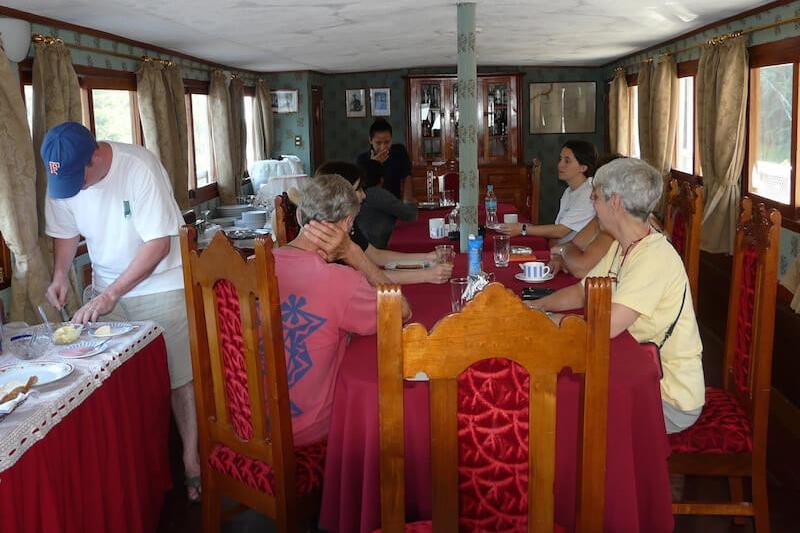 historic clavero cruise
