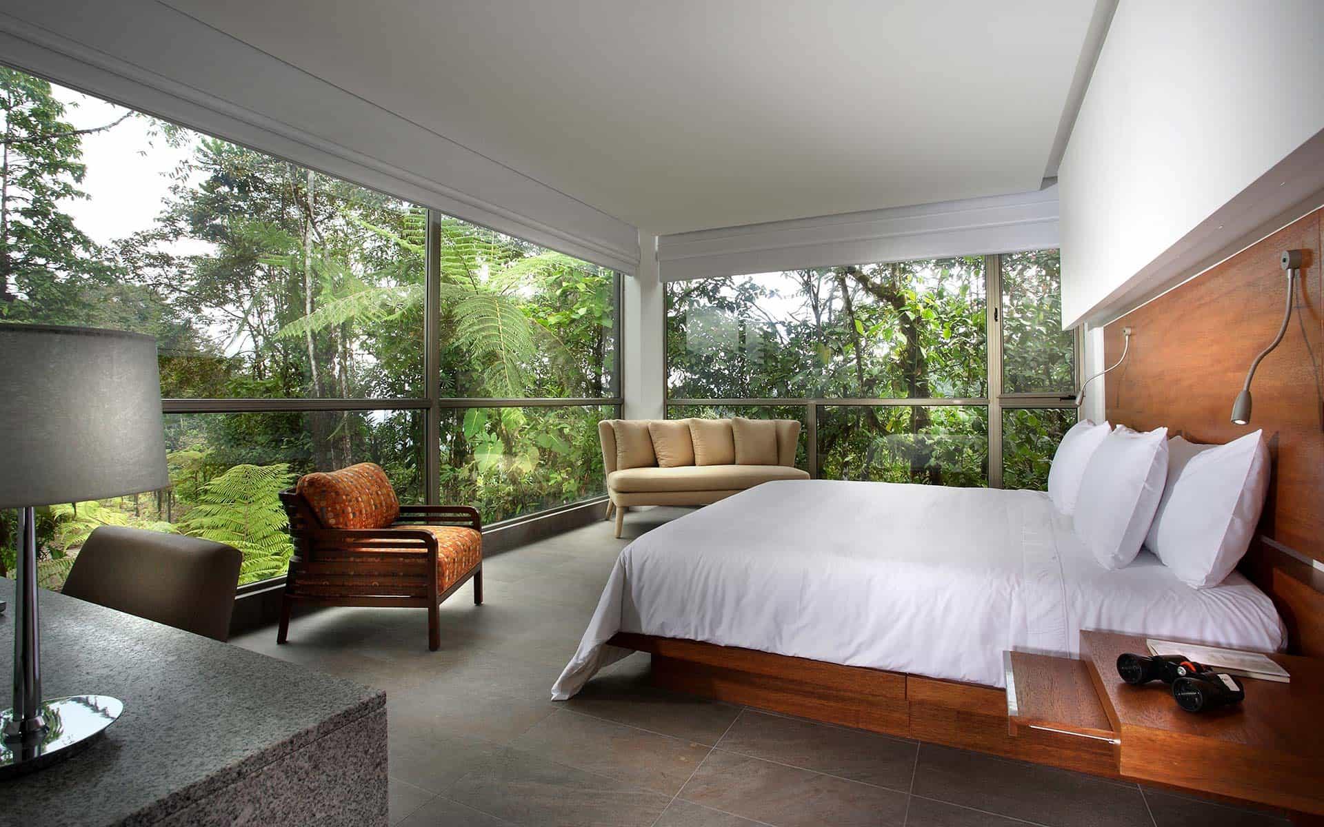 Mashpi Lodge Rooms