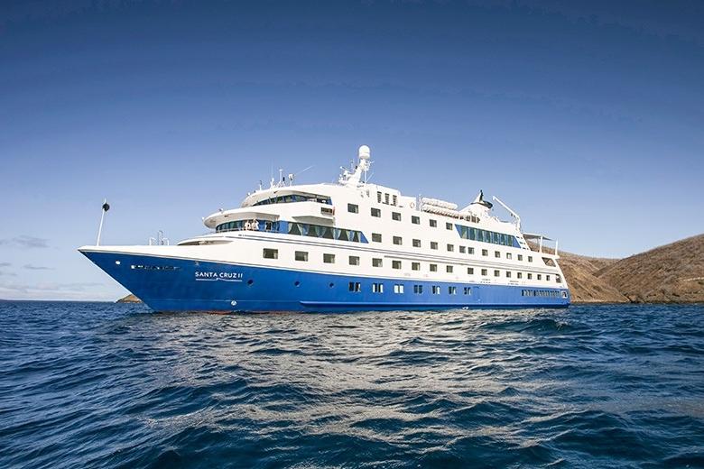 Santa Cruz Ship
