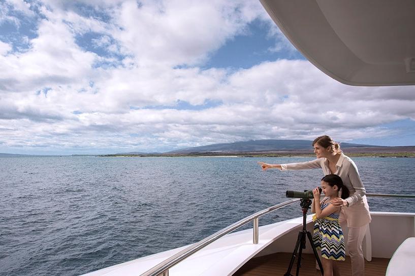 Galapagos Cruise Santa Cruz II