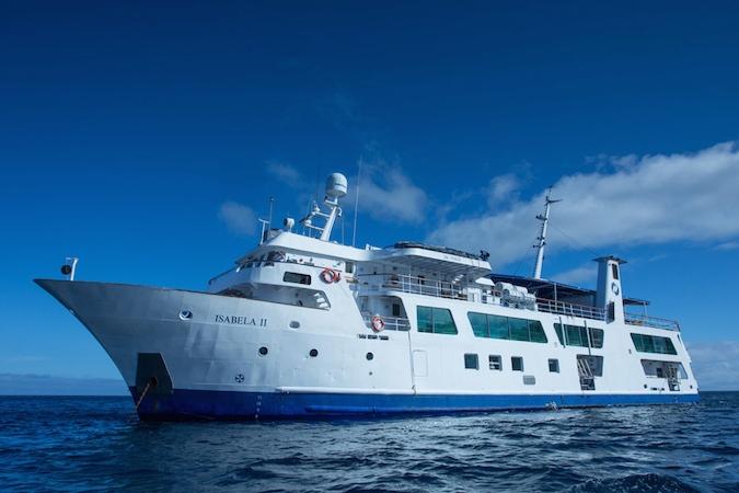 Isabela Galapagos Cruise