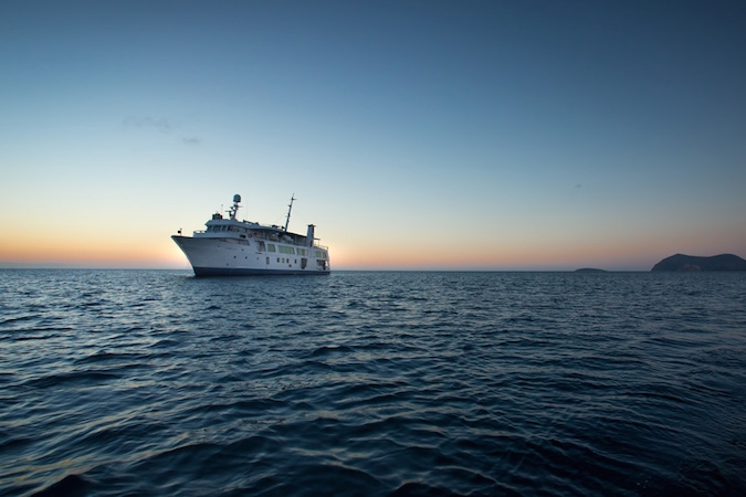 Cruise Galapagos