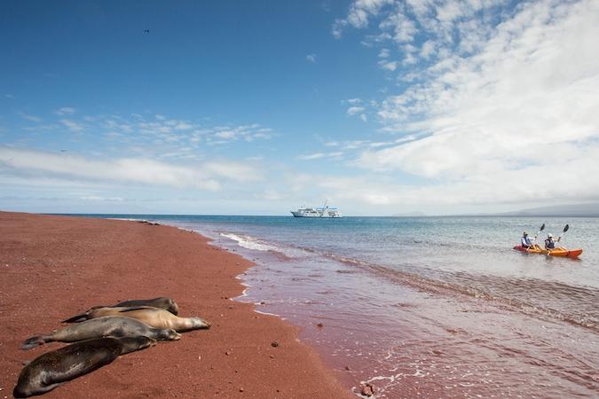 Luxury Galapagos Tours