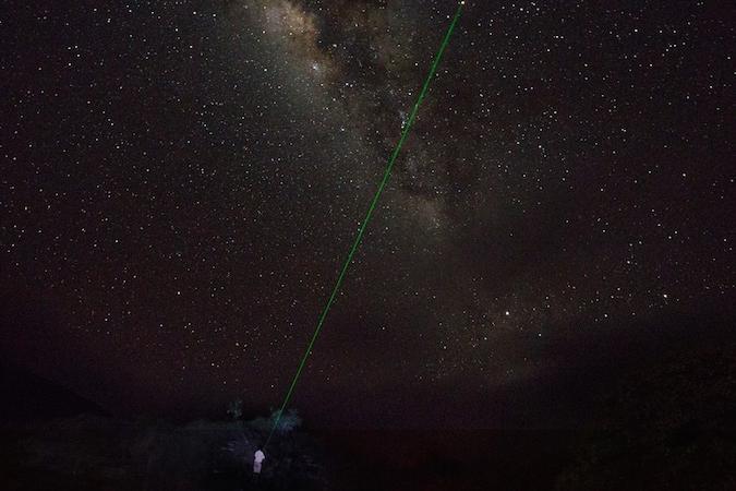 Stargazing Galapagos