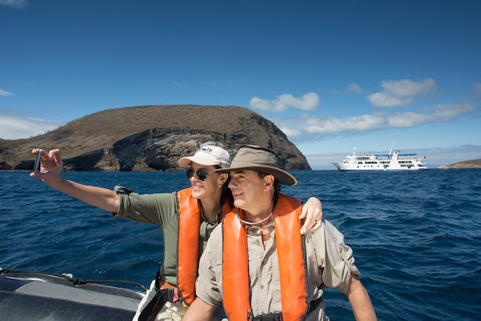 Isabela Galapagos Ship
