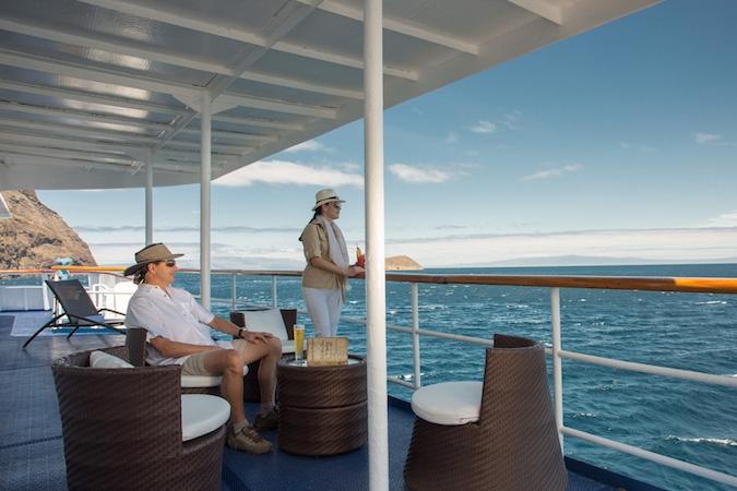 Isabela II Galapagos Ship