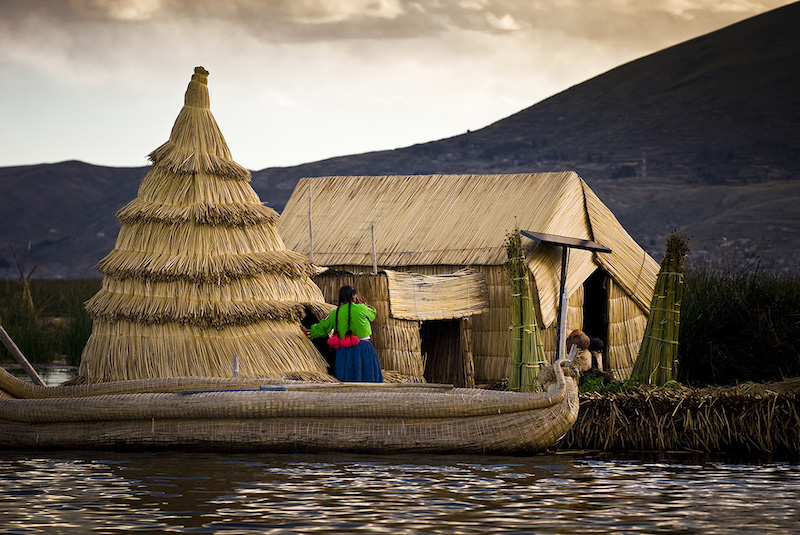 Lake Titicaca Tour Peru
