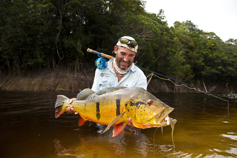Sport Fishing Untamed Amazon