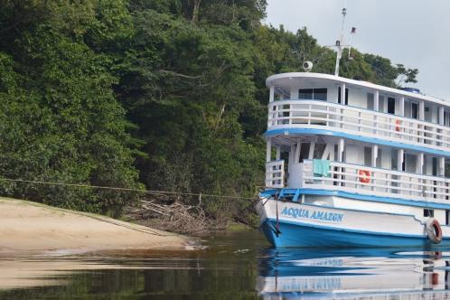Acqua Amazon Cruise
