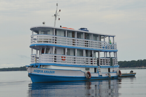 acqua amazon river cruise