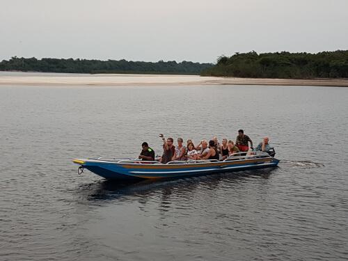 amazon river day tours
