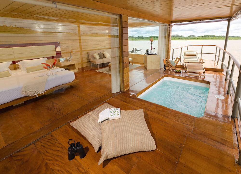 Delfin Luxury Amazon Cruise