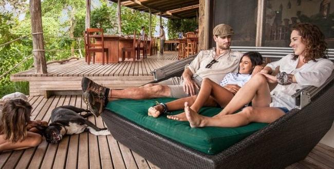 Galapagos Safari Camp Lodge