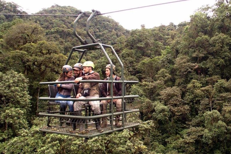 Lodge Mashpi Quito