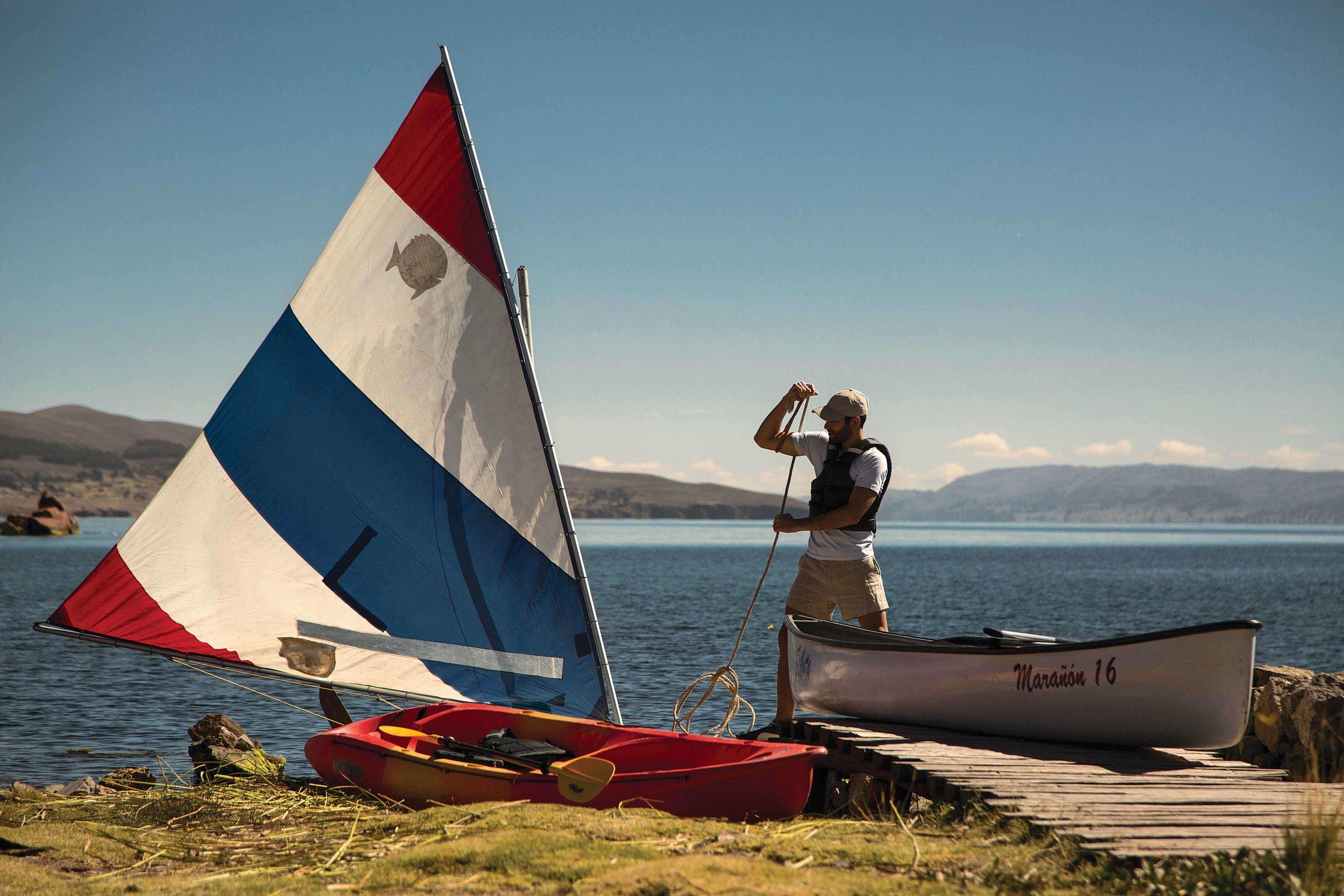 Lake Titicaca Boating