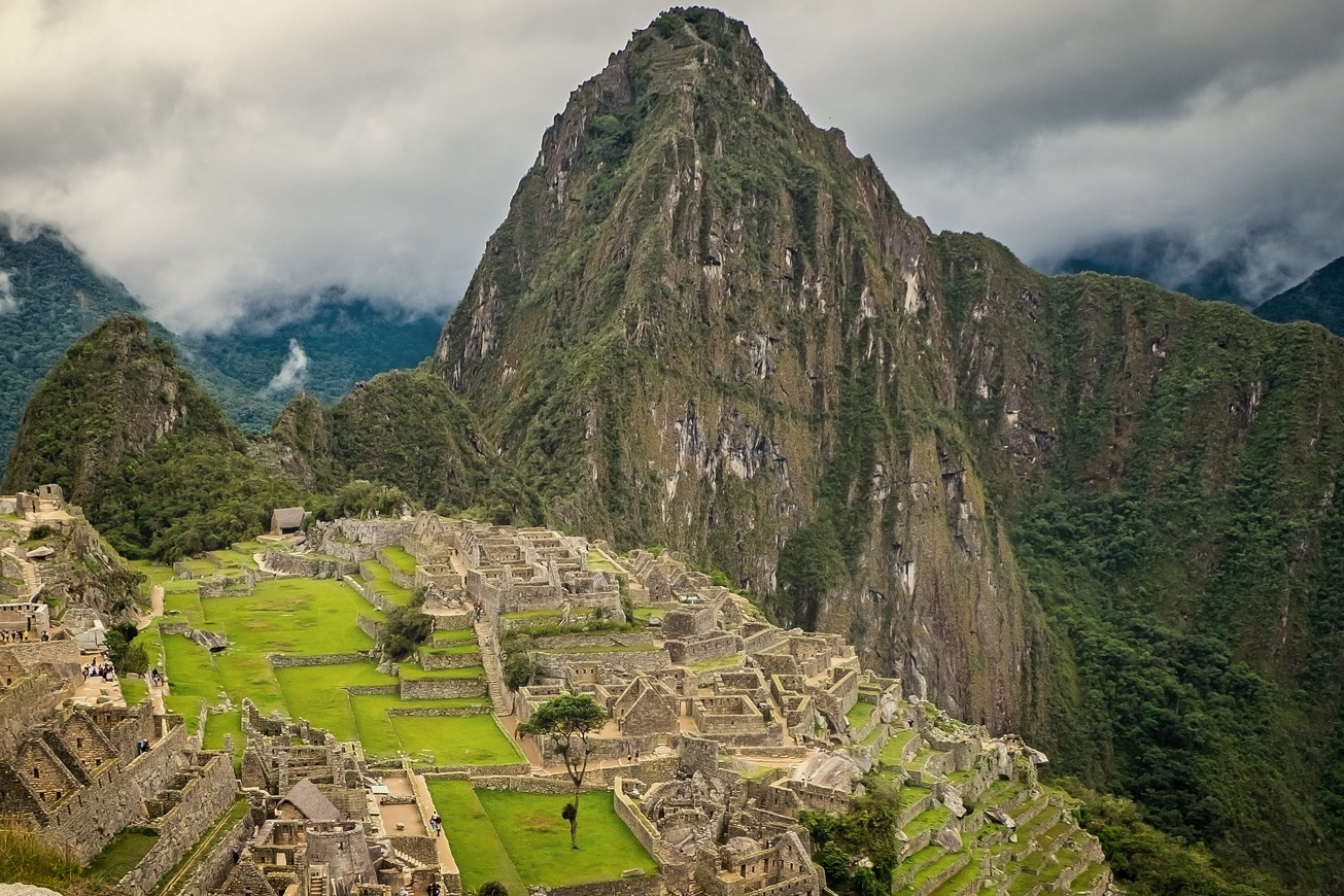 Look into ancient south american civilizations