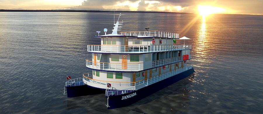 Jangada Amazon River Cruise