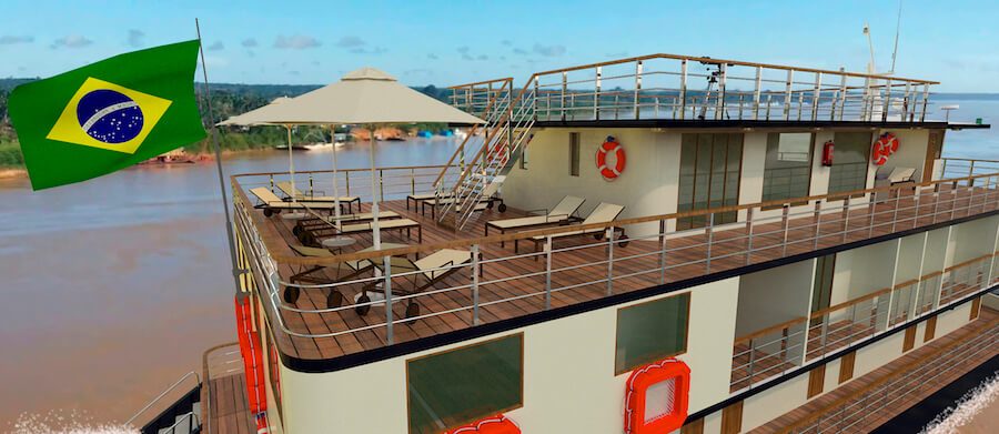 Amazon River Cruise Brazil