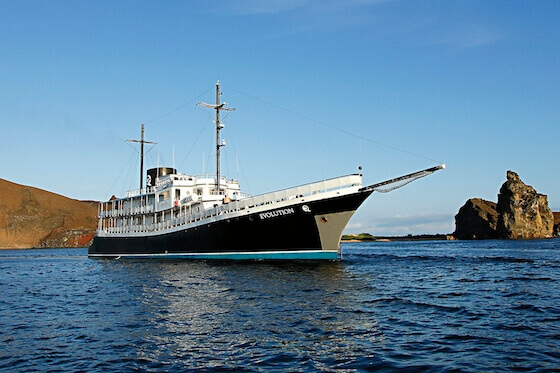 Cruising Galapagos Islands