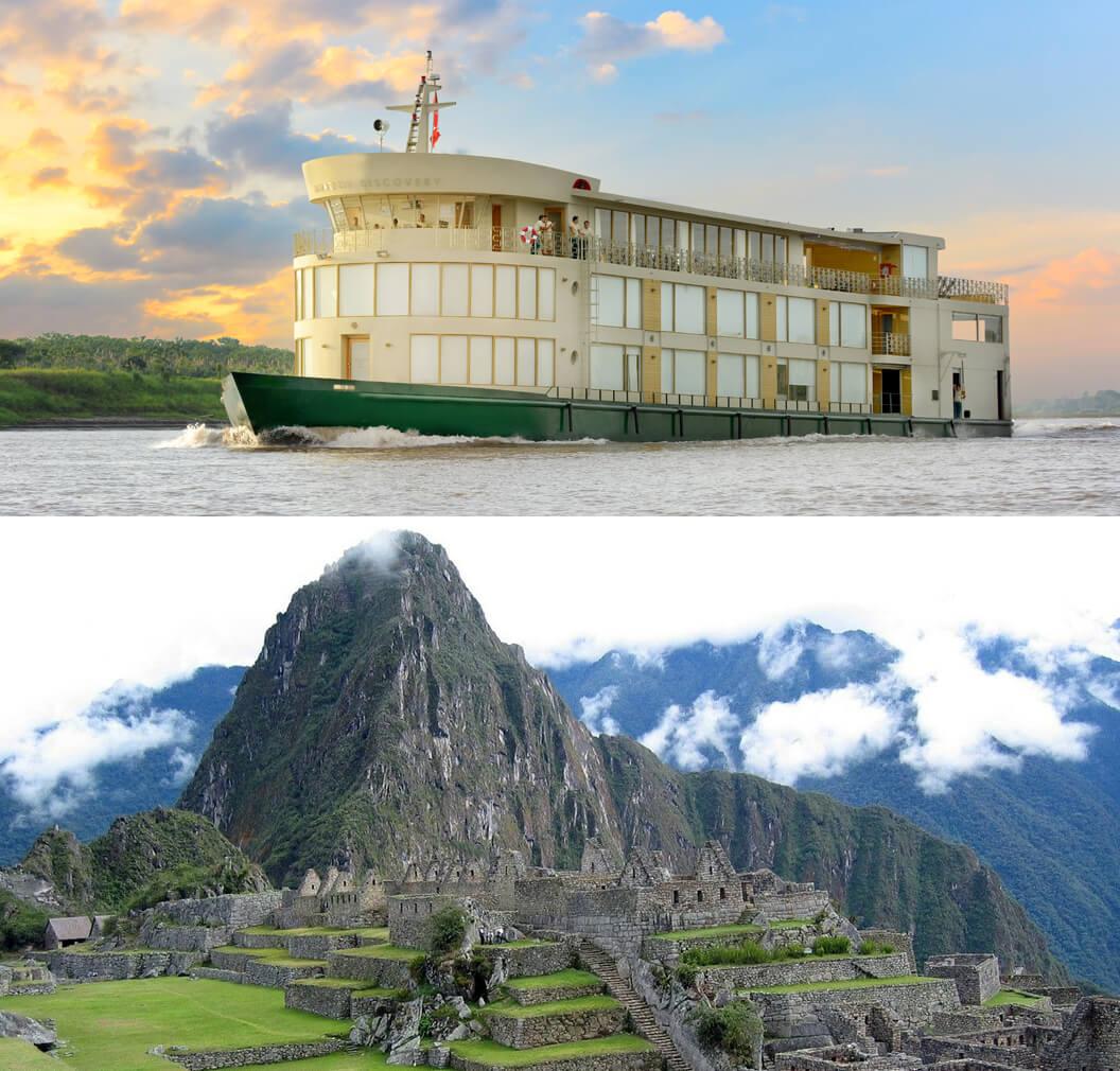 Free Flight with Luxury Cruise