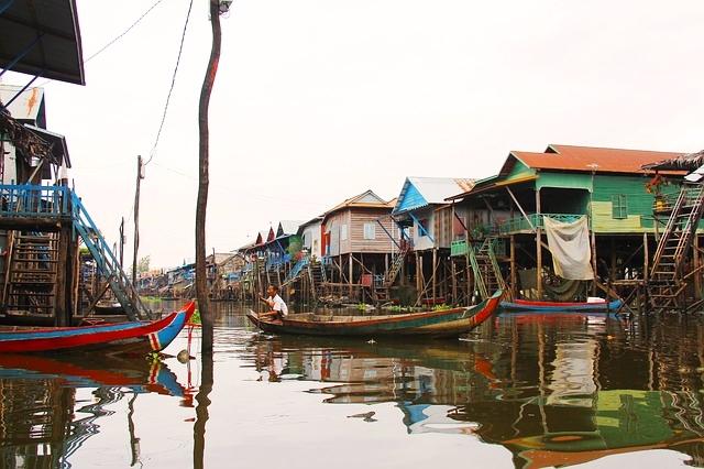 Tonle Sap Lake Tour