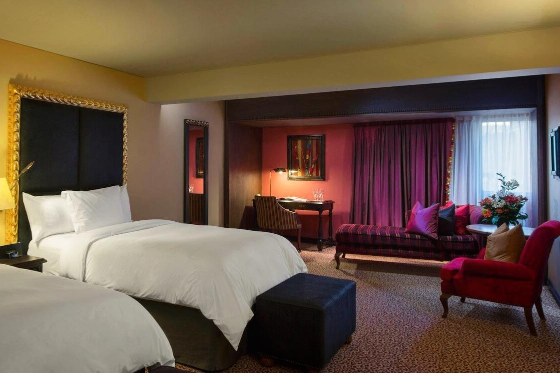 Palacio del Inka Hotel Rooms