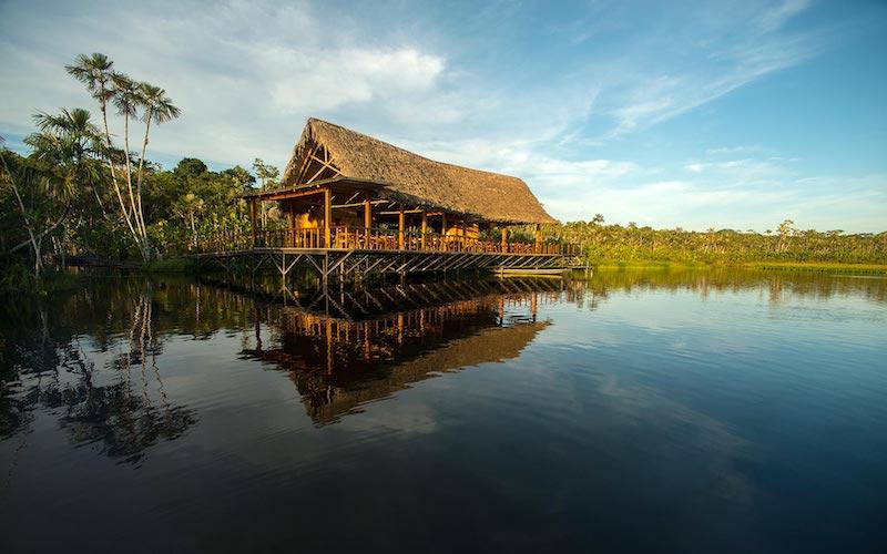 Sacha Lodge Ecuador