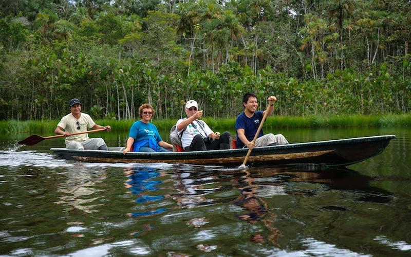 Amazon Jungle Lodges