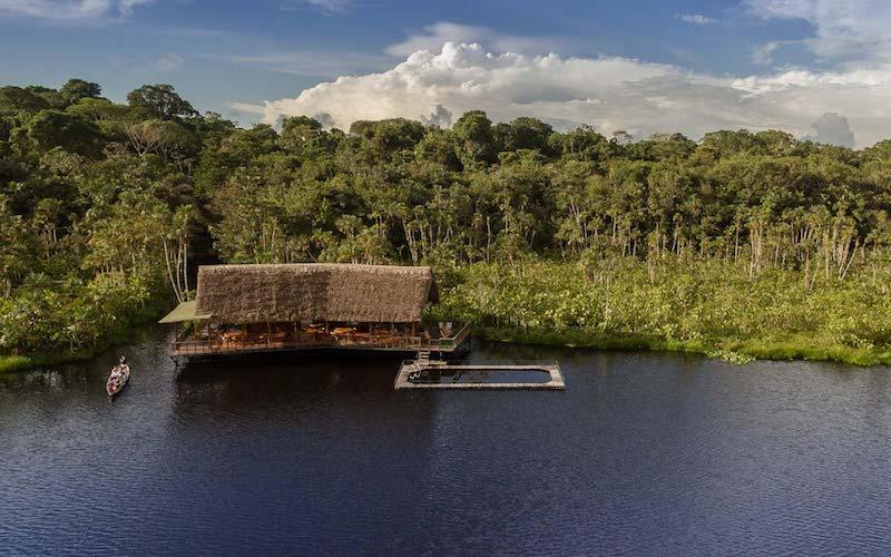 Amazon River Lodge