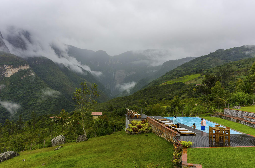 Photo courtesy of Gocta Andes Lodge
