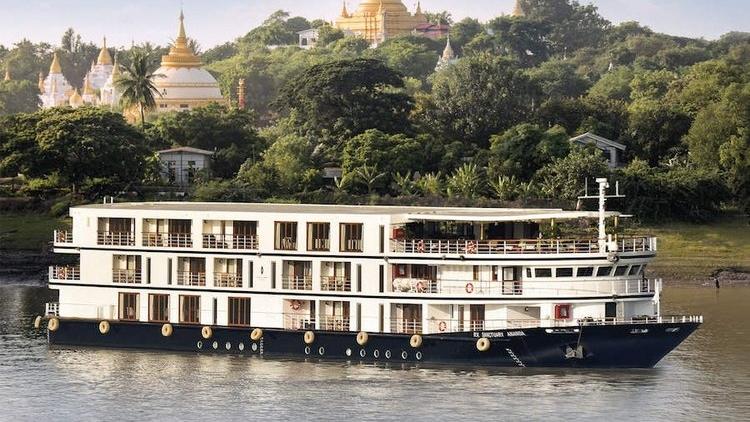 Irrawaddy River Cruise