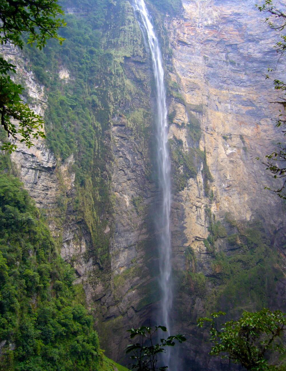 Gotca Falls Peru