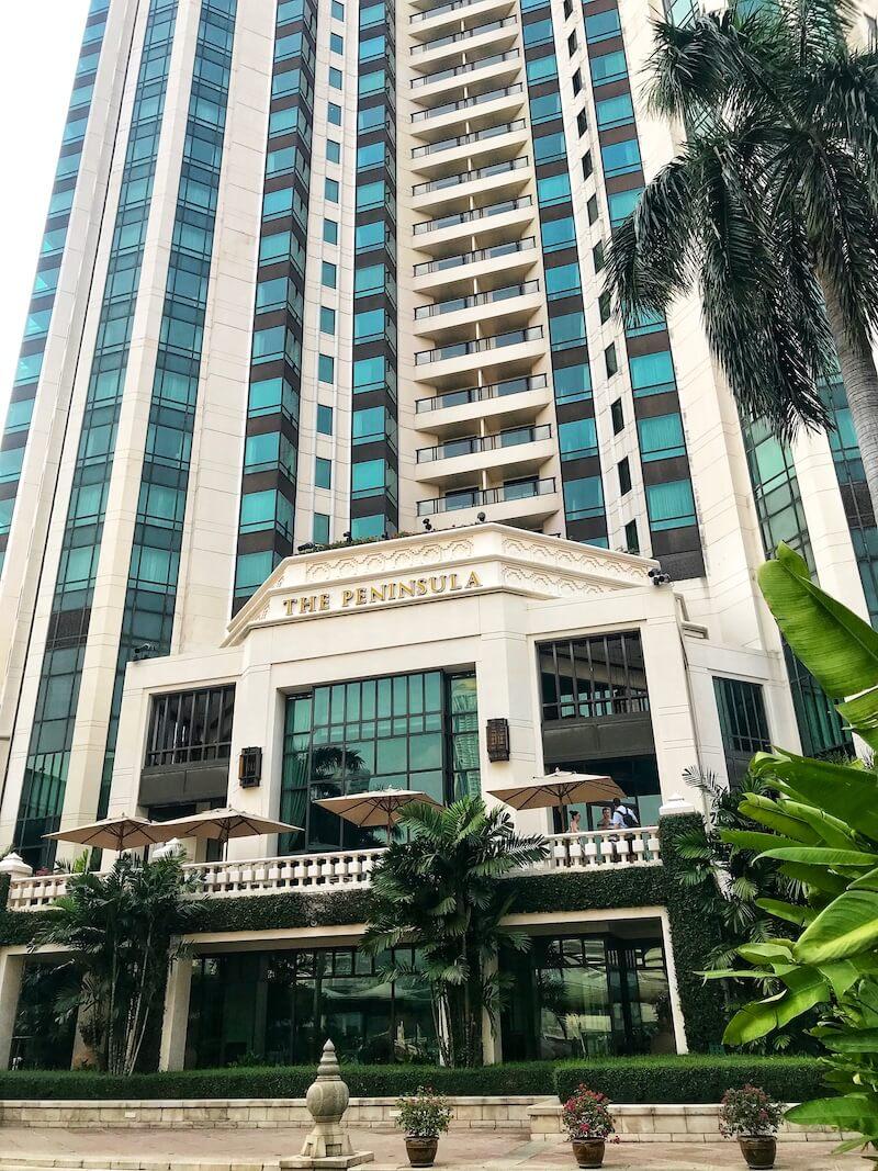 Bangkok Thailand Hotel