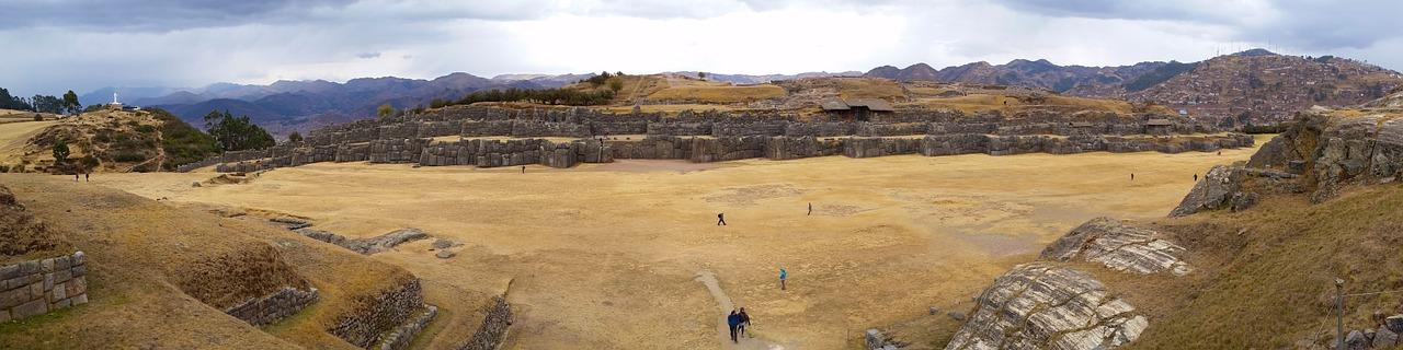 Saqsayhuaman Ruins