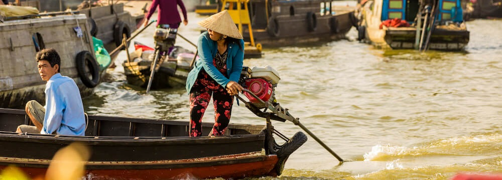 mekong river cruise itinerary