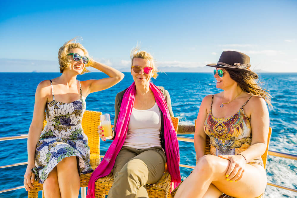 How to choose a Galapagos Family Cruise