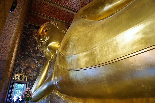 Giant Reclining Buddha