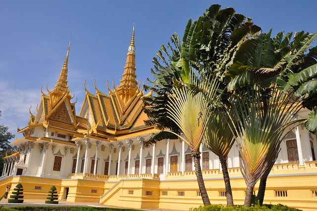 Cambodia Tours Royal Palace