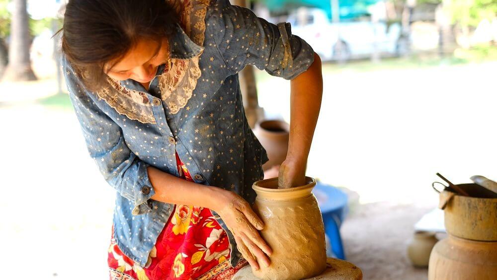 Khmer Crafts