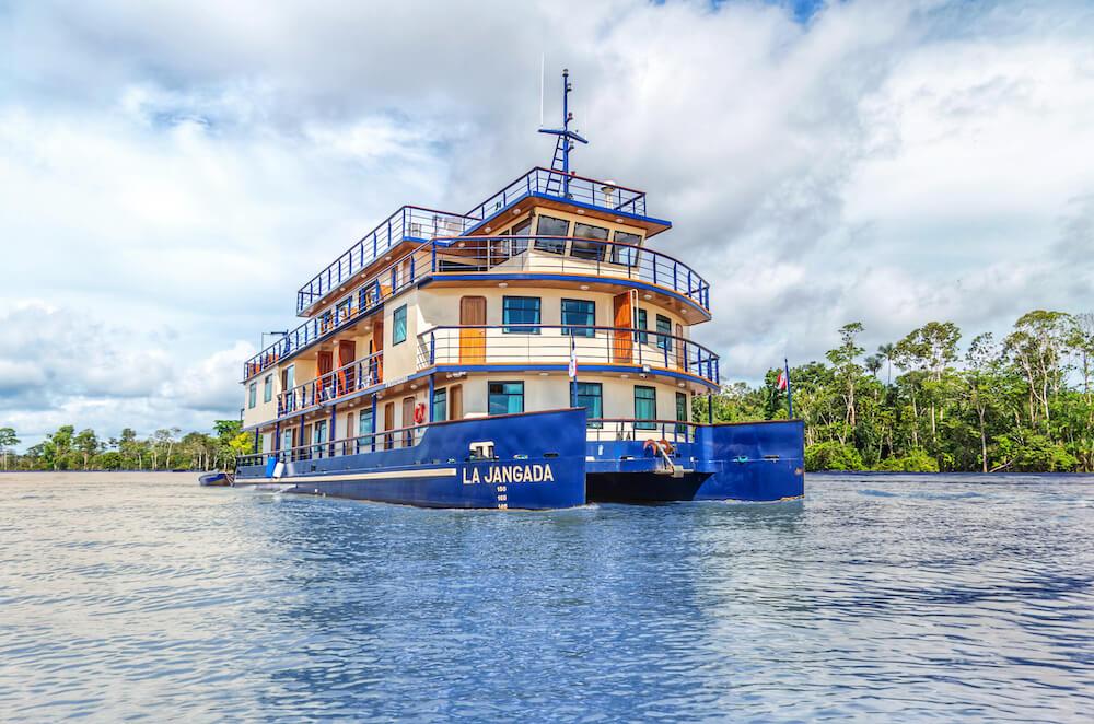 La Jangada Amazon Cruise