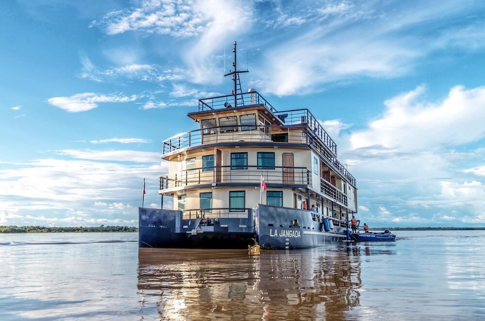 La Jangada Cruise