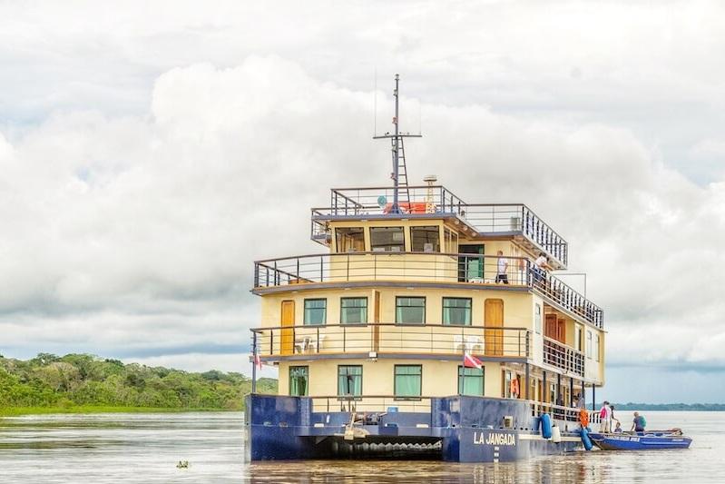 Amazon Cruise Jangada