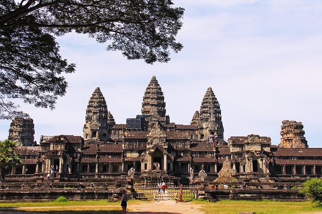 Angkor Wat History