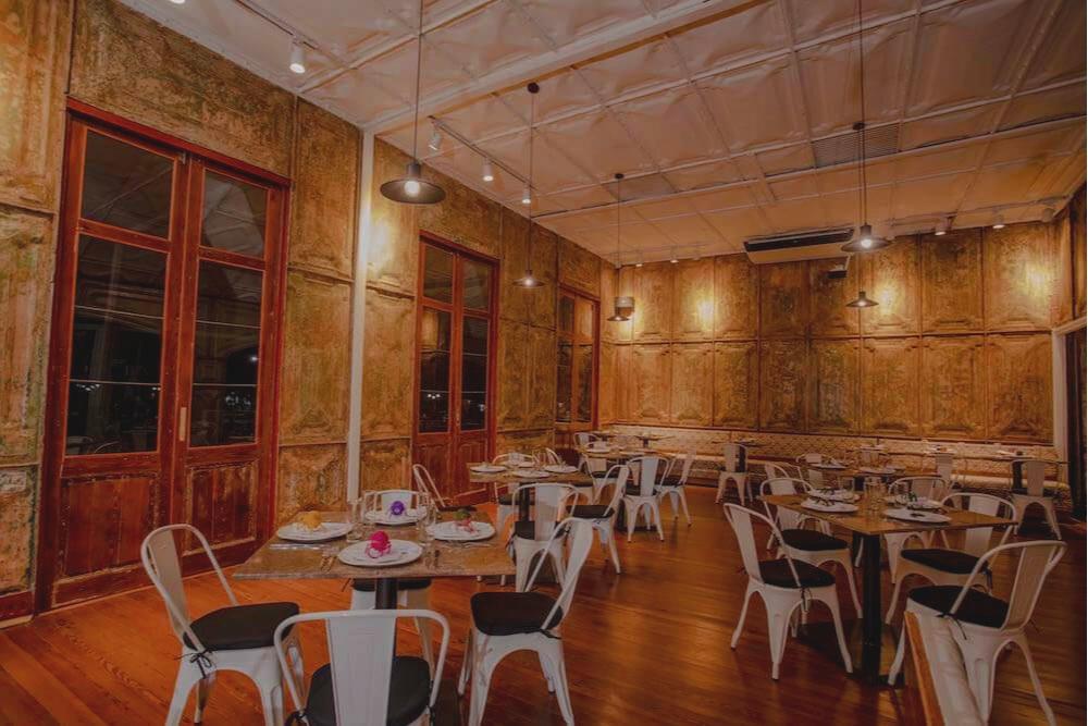 Casa de Fierro Restaurant