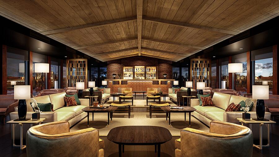 Aqua Nero Lounge