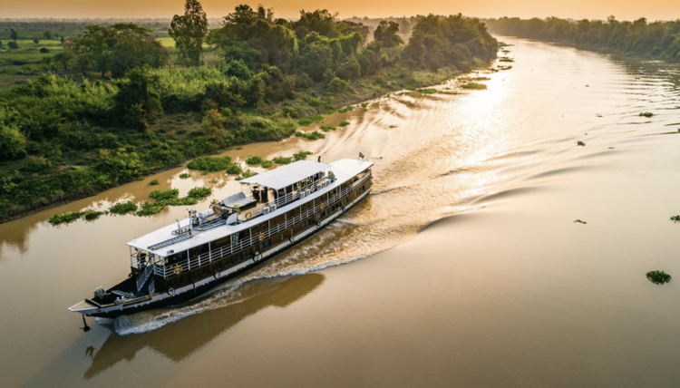 Where do Mekong RIver Cruises Start