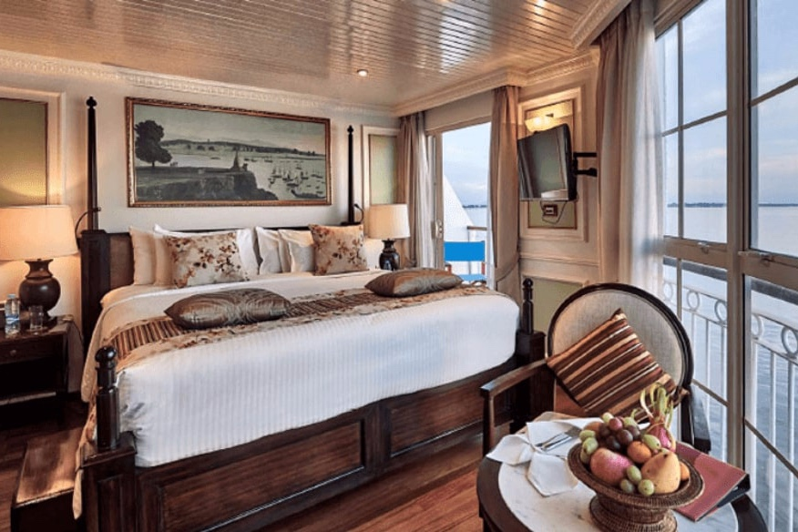 Irrawaddy Voyager Luxury
