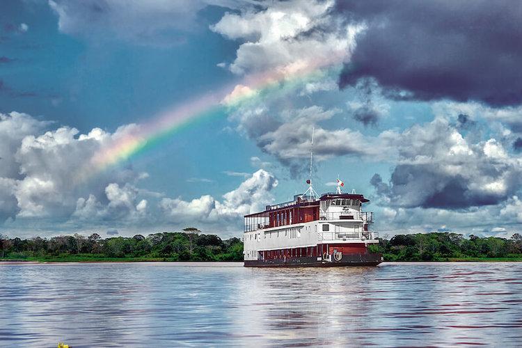 Perla Amazon Cruise Deal