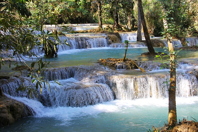 Laos Falls